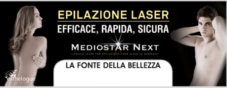 Gli specialisti nell'Epilazione Laser